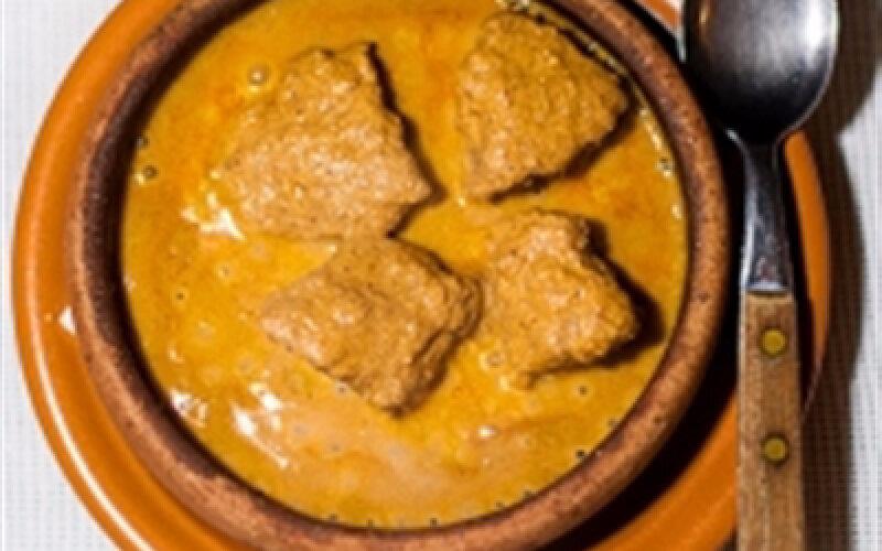 Горячее блюдо «Харчо»