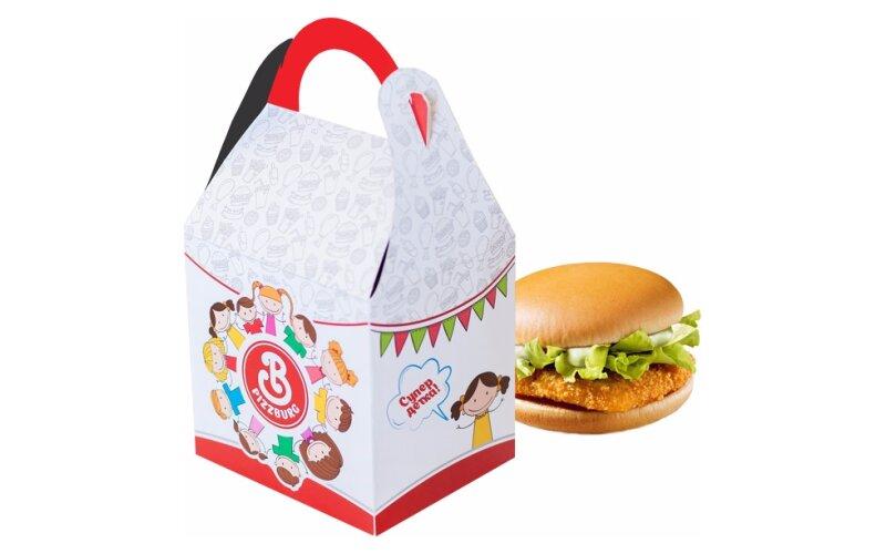 Набор для детей «Супер Детка» с чикенбургером