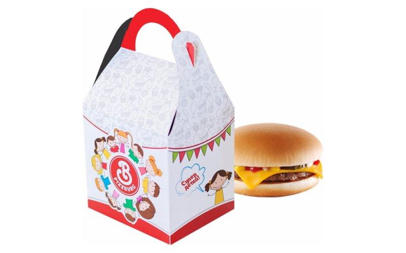 Набор для детей «Супер Детка» с чизбургером