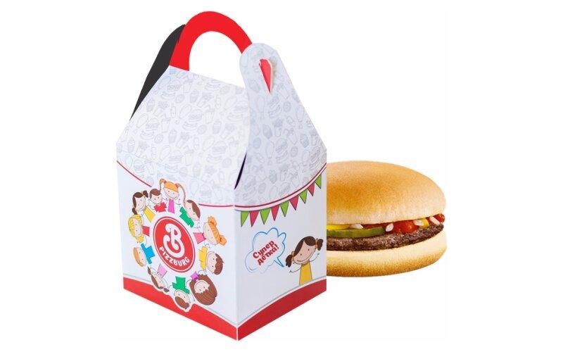 Набор для детей «Супер Детка» с гамбургером