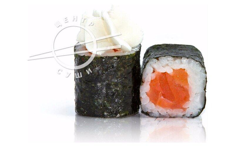 Крем-ролл с лососем