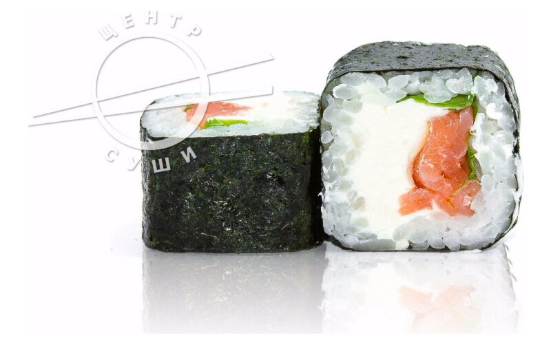 Ролл с лососем «Свежесть»