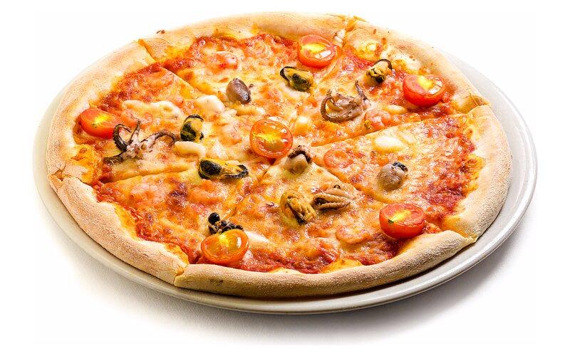 Пицца «Фрутти ди Маре»