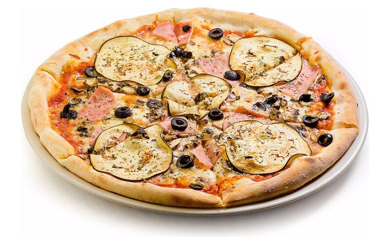 Пицца «Меланзана»