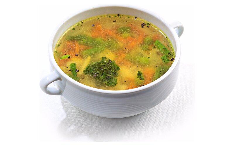 Суп «Минестроне ди Полло»