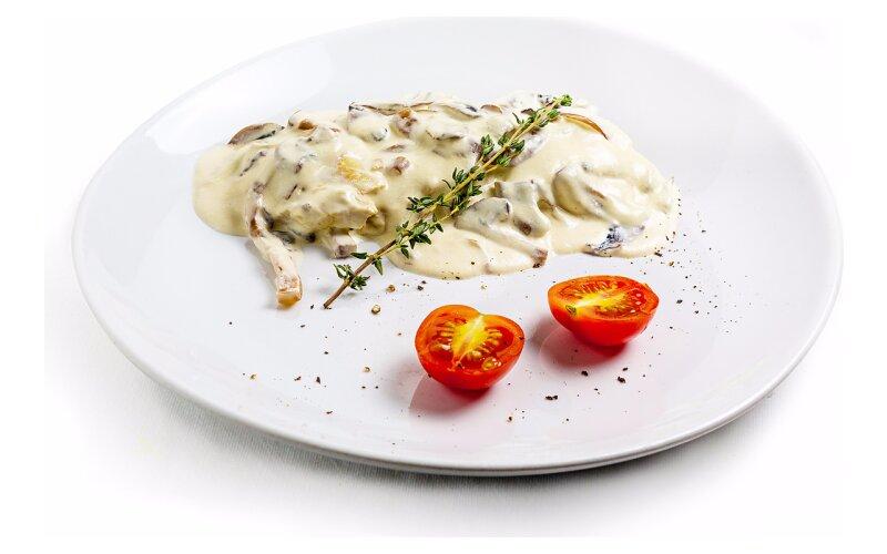 Горячее блюдо «Полло Белладжио»