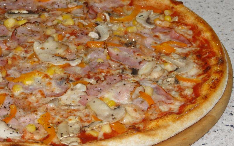 Пицца «Капри»