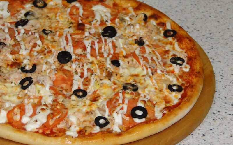 Пицца «Тоскана» с курицей