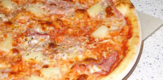 Пицца «Тропиканка»