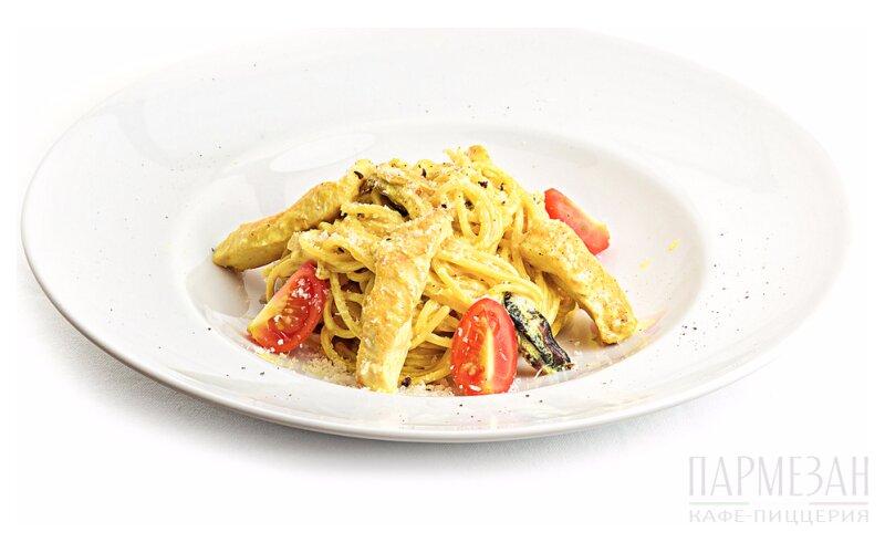Спагетти «Алла Монтанара»