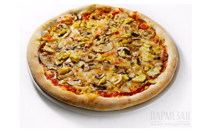 Пицца «Полло кон Фунги»