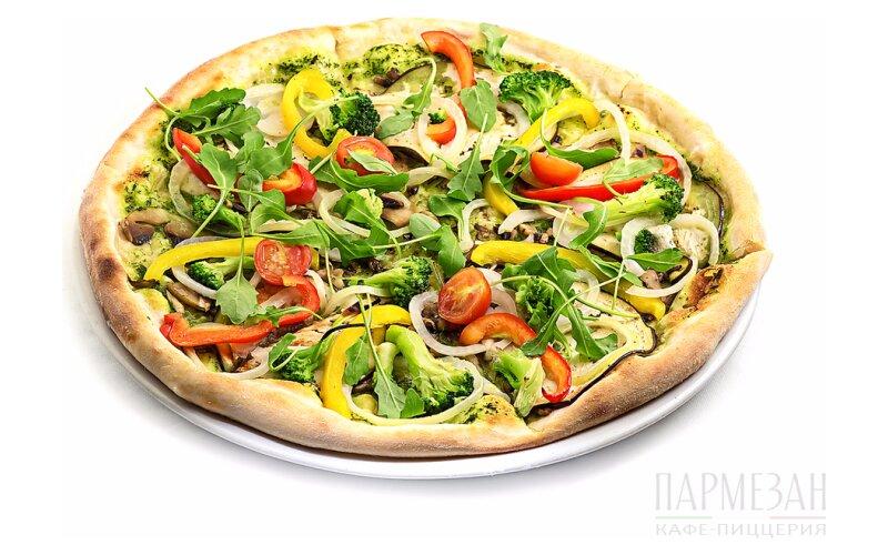 Пицца «Примавера» постная
