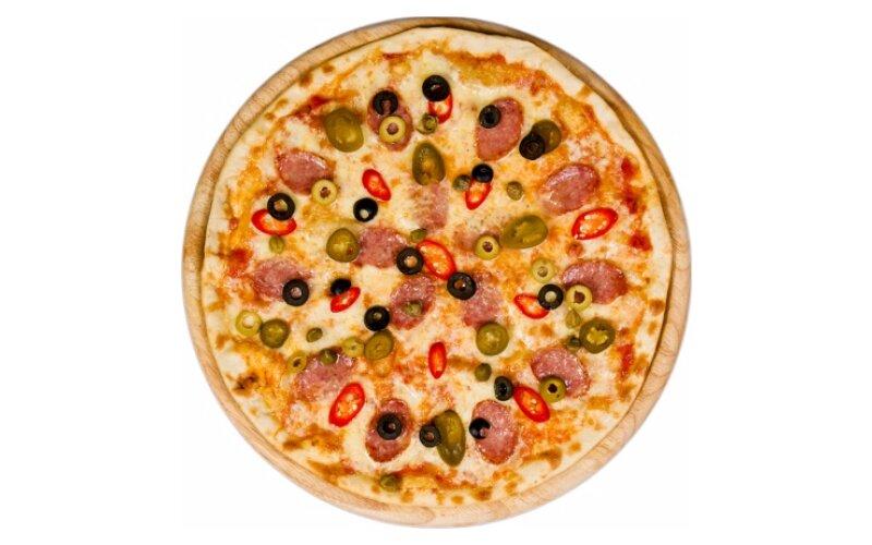 Пицца «Динамит»