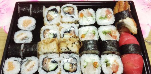 Суши-сет «Бан»