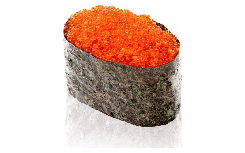 Гункан «Тобико оранж»