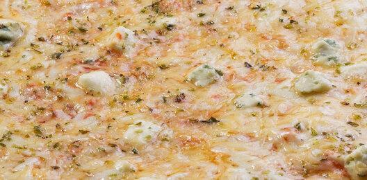 Пицца «Кватроформаджио»