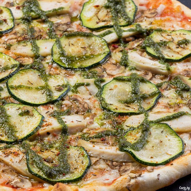 Пицца «Тоскана»