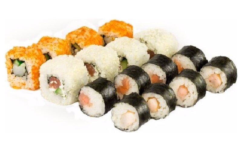 Суши-сет «Суши тут»
