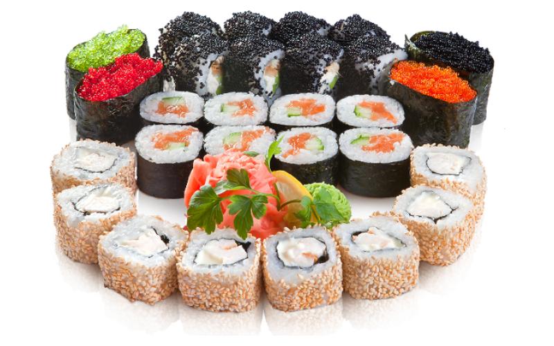 Суши-сет «Японский каприз»
