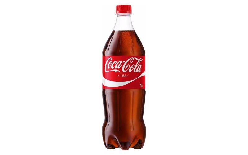 Напиток газированный Coca-Сola