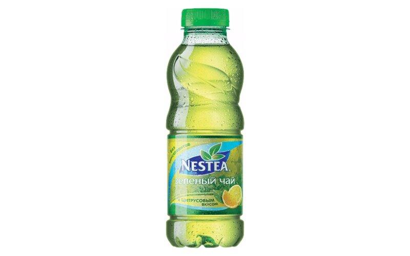 Напиток чайный FuzeTea зелёный
