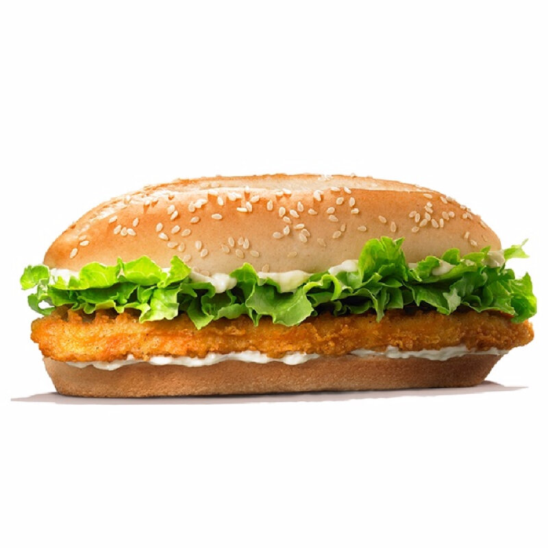 Бургер «Лонг Чикен»