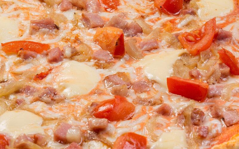 Пицца «Верона» на пышном тесте
