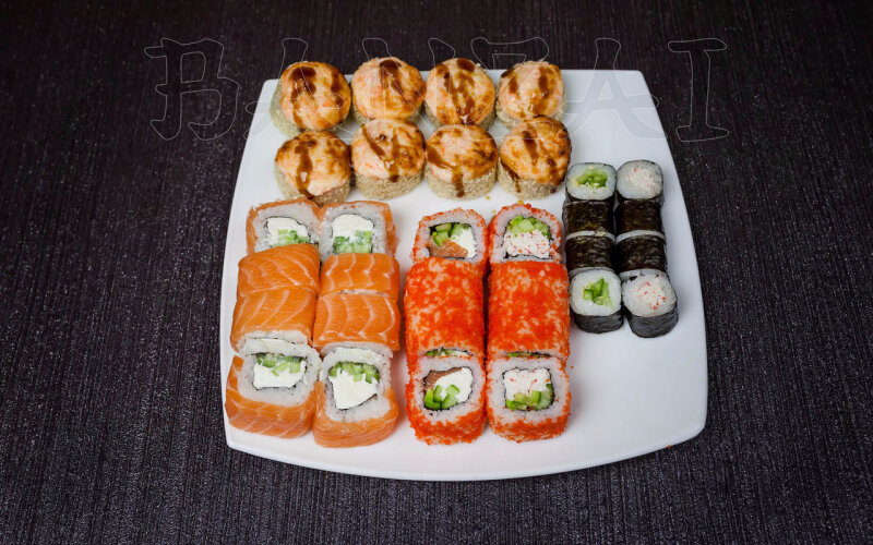 Суши-сет «Джедай»