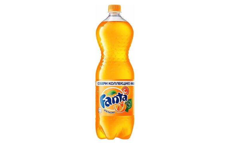 Напиток газированный Fanta апельсиновый