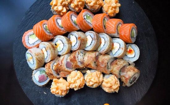 Суши-сет «Якитория»