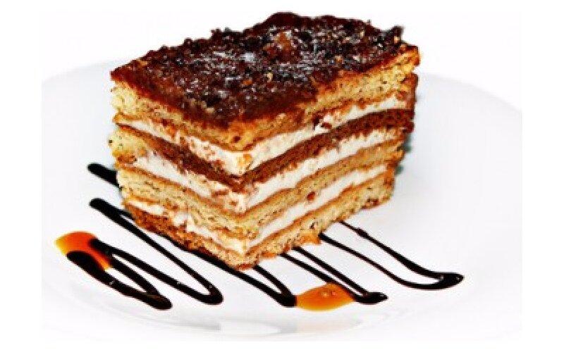 Десерт «Медовый»