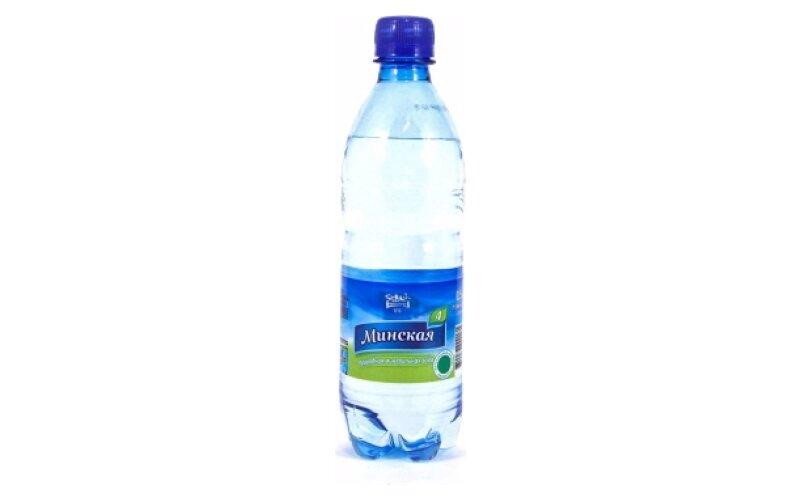 Вода минеральная «Минская-4»