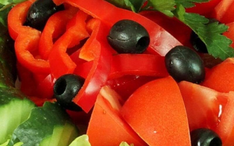 Овощные кушанья