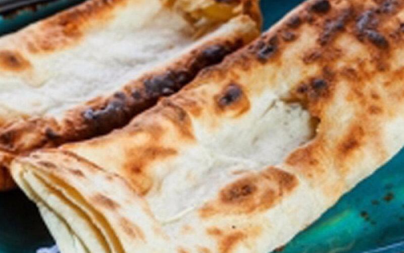Сыр «Сулугуни» жареный