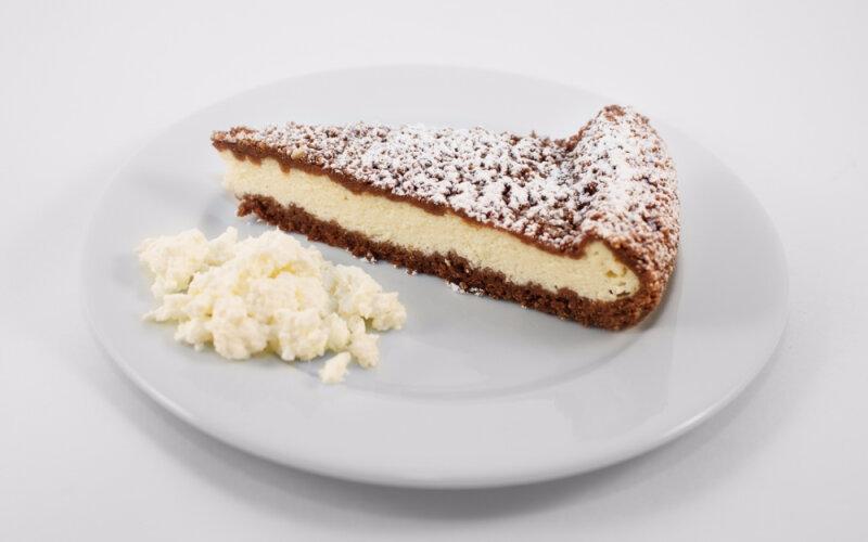 Пирог «Творожный»