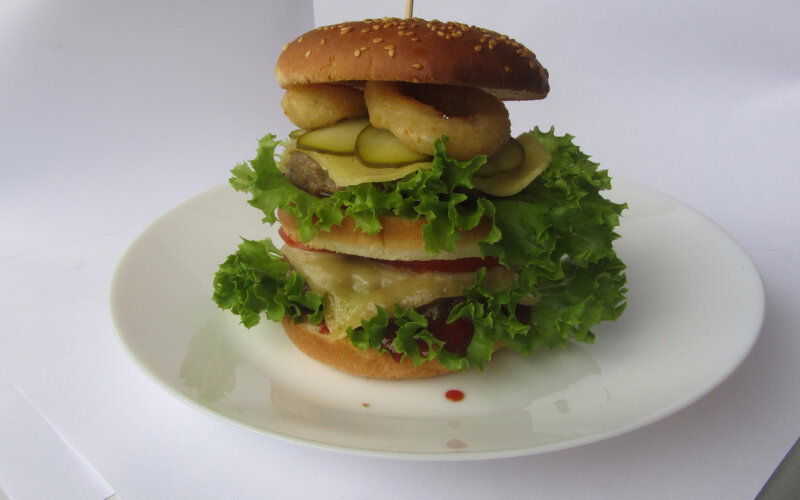 Бургер «Шпаркі Лось»
