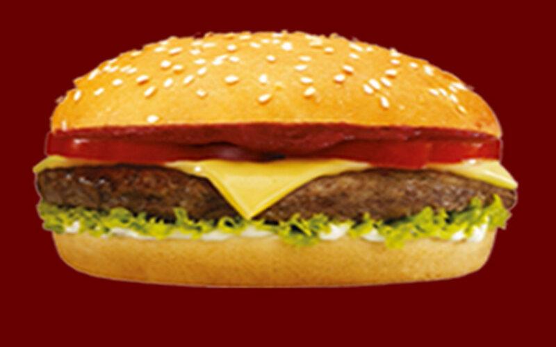 Чизбургер «Найс» с говядиной