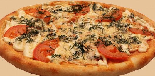 Пиццы «Сырная»