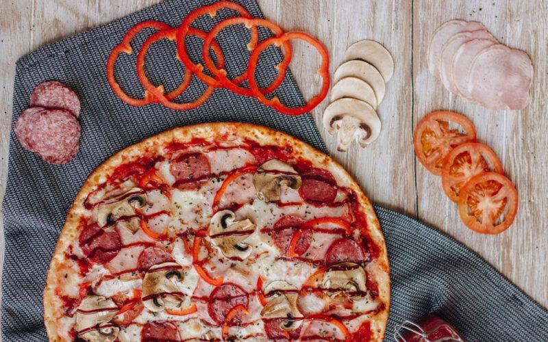 Пицца «Барбекю»