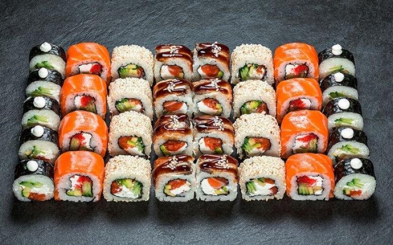 Суши-сет «Квартет»