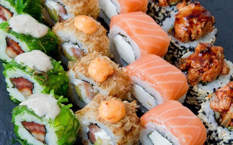 Суши-сет «Ланч»