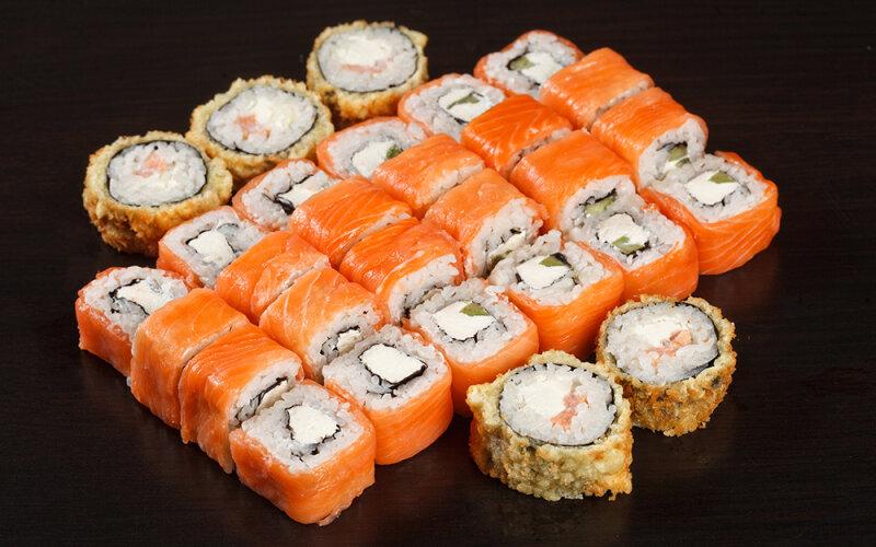 Суши-сет «Сливочный»