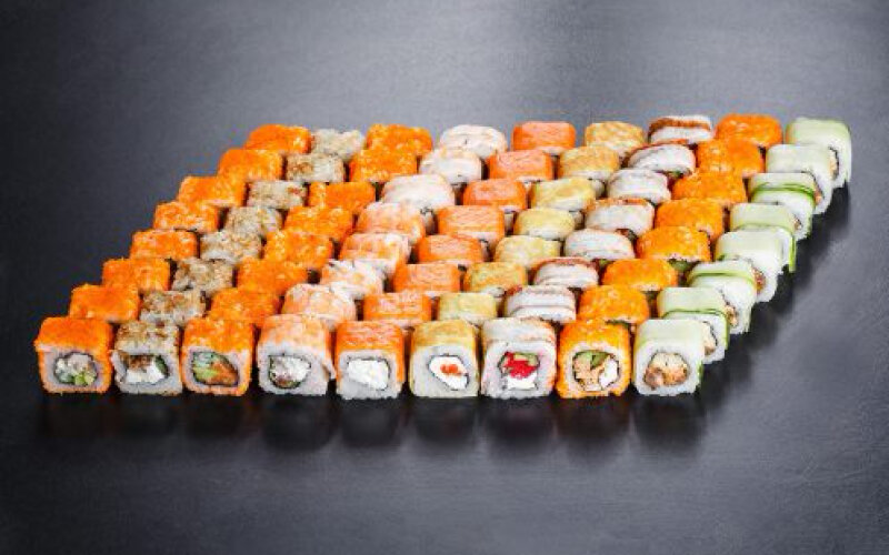 Суши-сет «Всё включено»