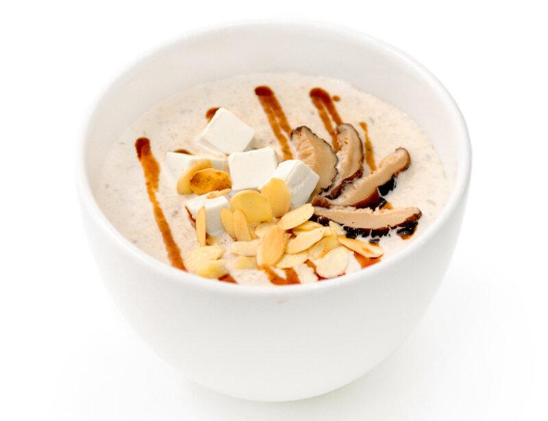 Суп «Шиитакеширу»
