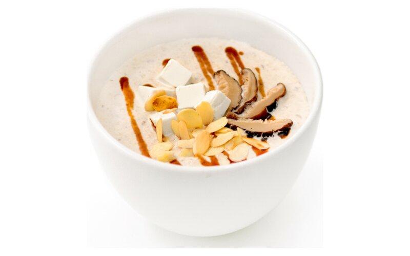 Суп «Шиитаке ширу»