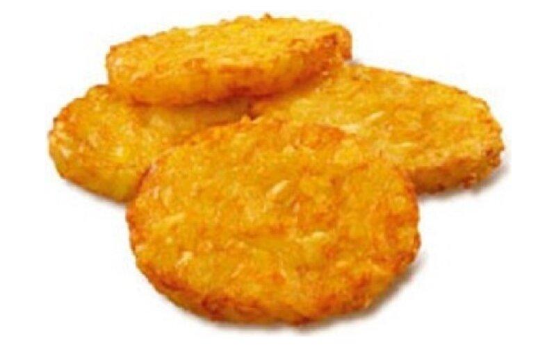 Картофельный оладушек «Хаш браун»»
