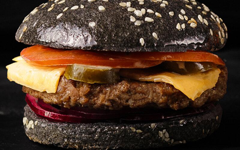 Блэк бургер XL