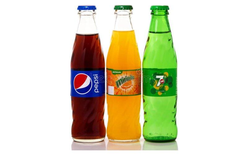 Напиток газированный Pepsi-Сola
