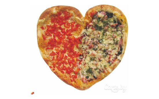 Пицца «Валентинка»