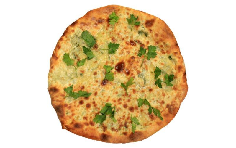 Пирог «Осетинская зелень»